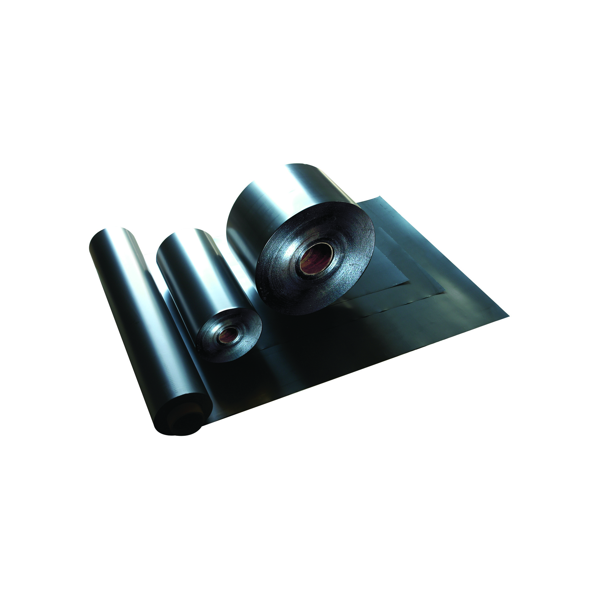 Flexible graphite roll, sheet